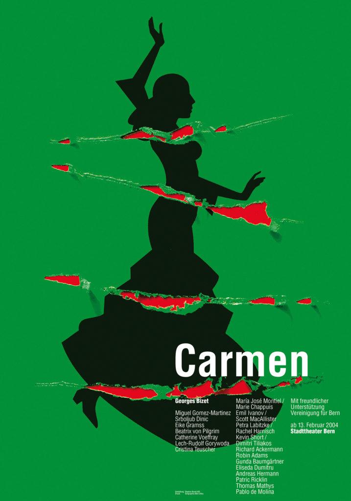 Bundi Carmen Poster