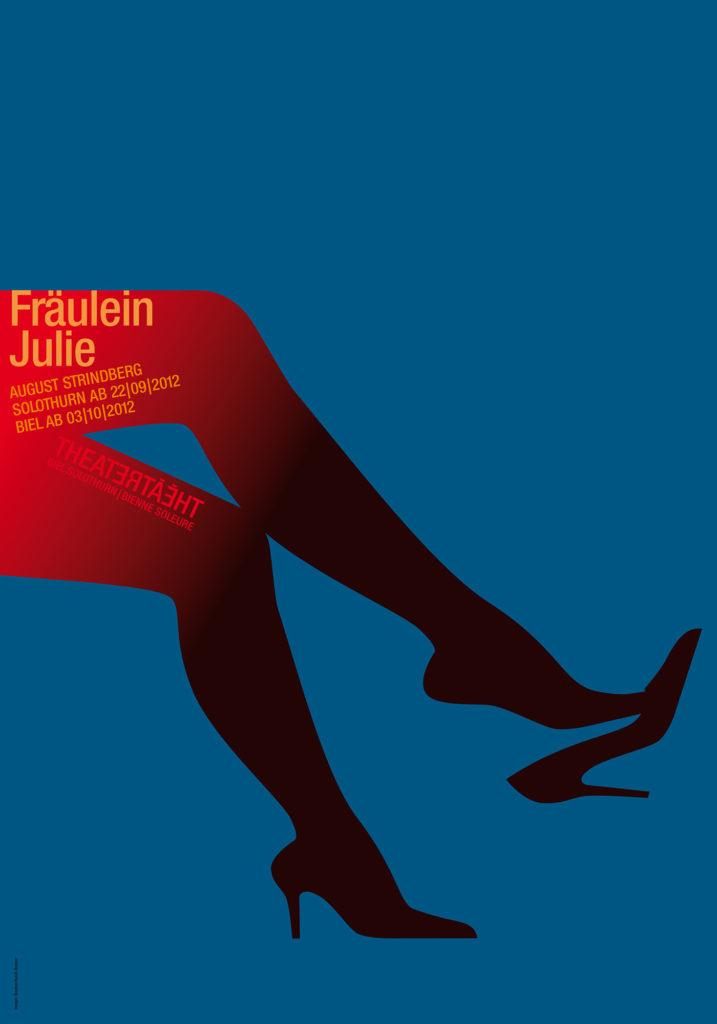 Stefan Bundi Poster Miss Julie