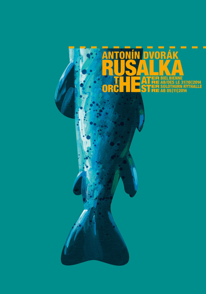 TOBS Rusalka Poster 14-15 Pub V