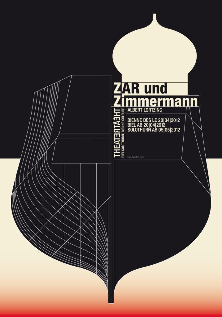 Stefan Bundi Zar und Zimmermann