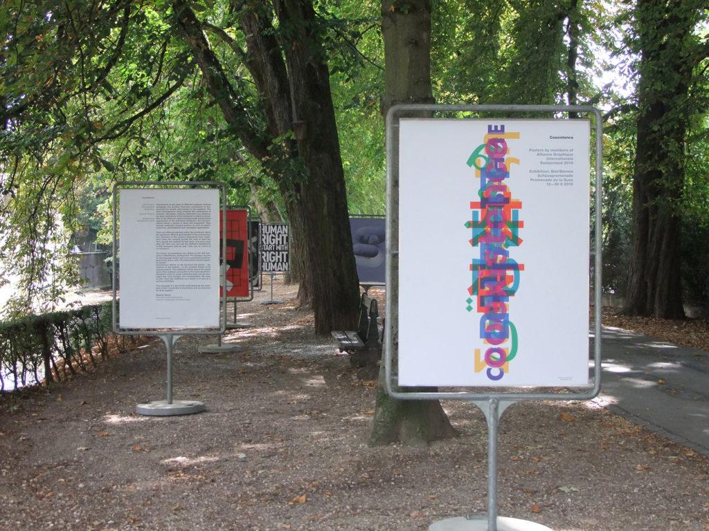 Coexistence Exhibition in Biel