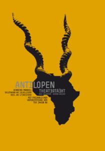 TBS-Antilopen-Poster